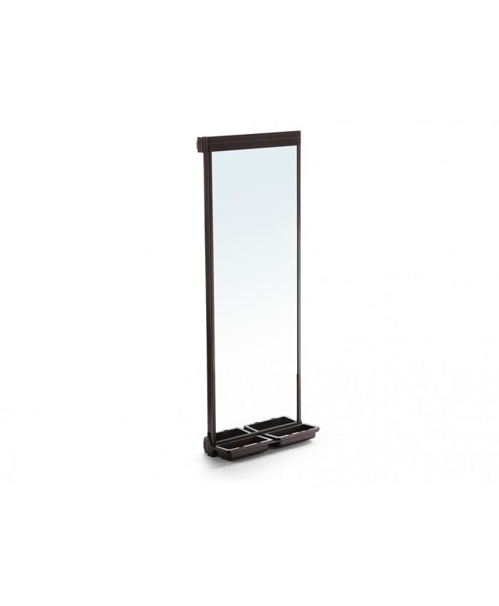 Spiegel uittrekbaar