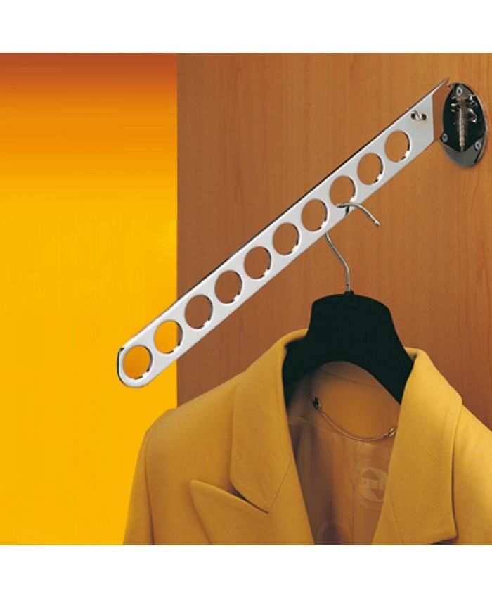 Garderobehouder verstelbaar