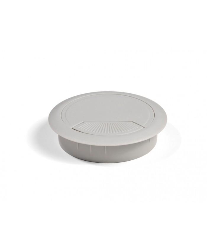 Kabeldoorvoer wit ø 60mm