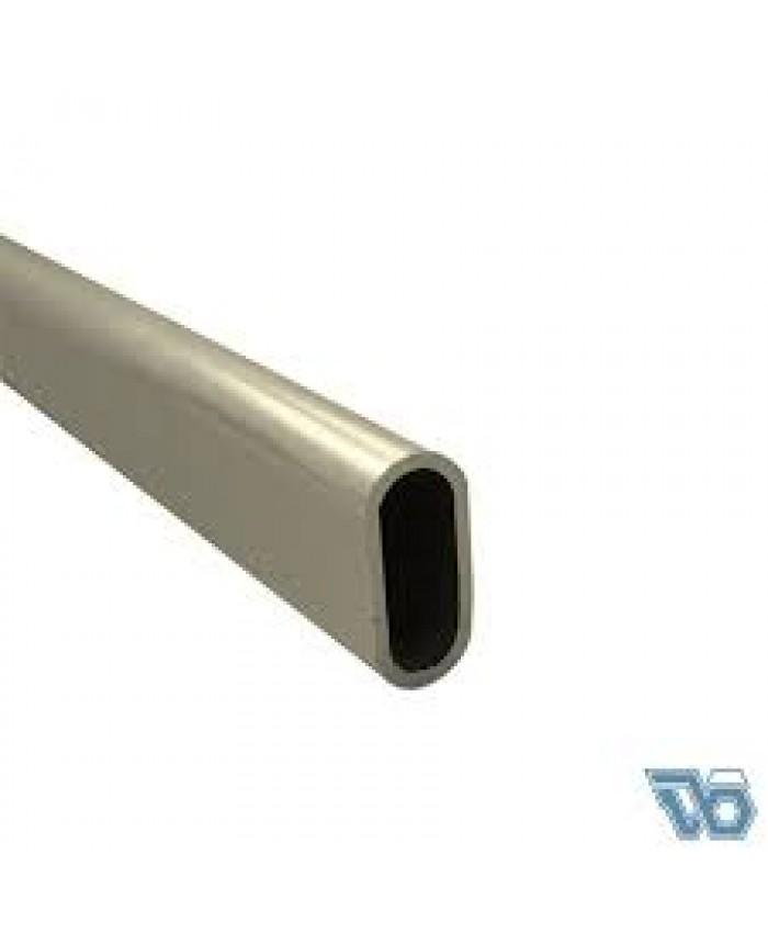 Kastbuis / kastroede aluminium zwaar model