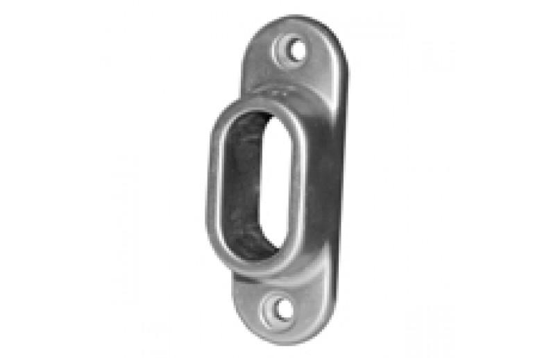 Kastroede houder aluminium