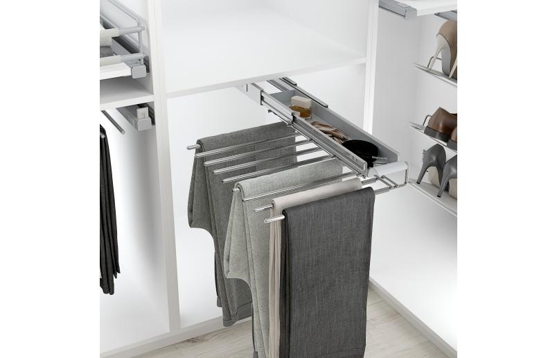 Pantalon (broeken) rek Excellent voor 9 stuks