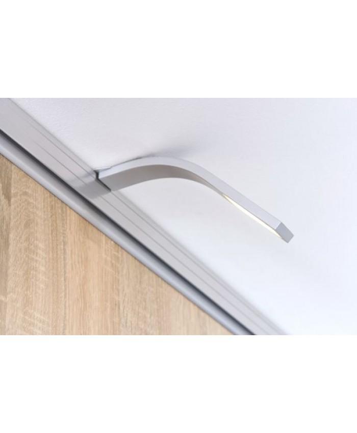 Arc LED spot gebogen