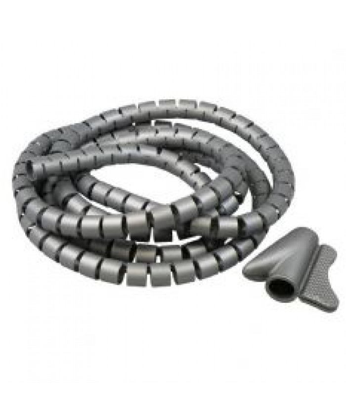 Kabelbundelset (Snakeslang) zilver