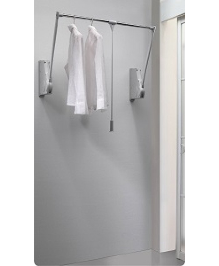 Wand kleding lift