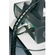 Kabelbundelset (Snakeslang) zwart